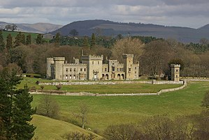 Downton Castle - Downton Castle in 2010
