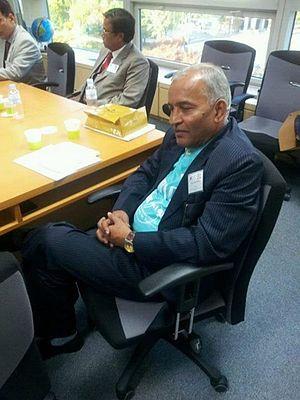 Abdur Rahim Mikrani - Image: Dr. Abdur Rahim Mikrani