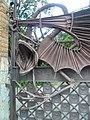Drac i porta del Jardí de les Hespèrides P1440934.JPG