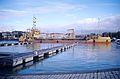 Dragage du Bassin d'Échouage du Vieux-Port de La Rochelle en 2000 (2).jpg