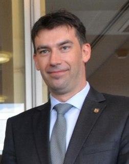Dragoș Tudorache Romanian politician