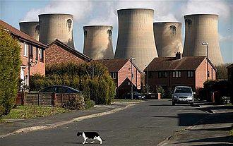 Drax, North Yorkshire - Drax Power Station