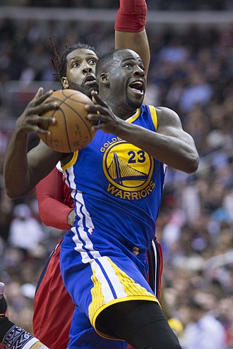 Draymond Green - Green with the Warriors in 2016