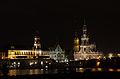 Dresden, Terassenufer, Nachtpanorama, 002.jpg