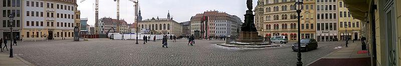 Dresden - Neumarkt