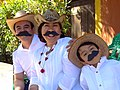 Dressing Up for a Fiesta - Oaxaca City - Oaxaca - Mexico (6499386995).jpg
