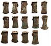 14 bronze axeheads from Driffield Hoard I