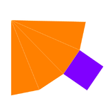 Dual square pyramid net.png