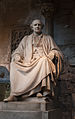 Dublin St. Patrick's Cathedral North Aisle Statue of James Whiteside 2012 09 26.jpg
