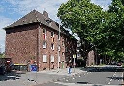 Ahrstraße in Duisburg