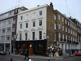 The Duke of Wellington, Marylebone pub in Marylebone, London