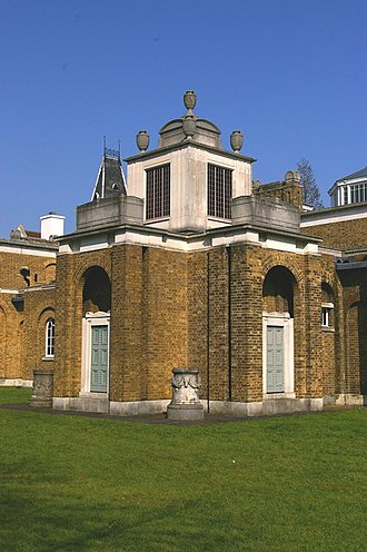 Dulwich OnView - Dulwich Picture Gallery, with which Dulwich OnView is associated.