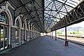 Dunedin Railway Station Platform 1 (31382624631).jpg