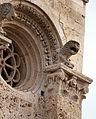 Duomo di massa marittima, esterno, capitelli leonini, XIII secolo 08.JPG
