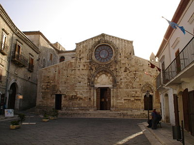 Cathedral - Bovino