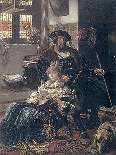 Mistress of Danish royalty
