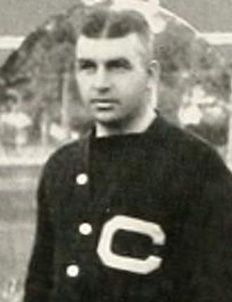 E. T. MacDonnell - MacDonnell pictured in The Howler 1918, Wake Forest yearbook
