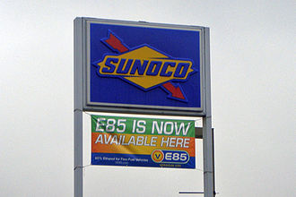 E85 - Opening of an E85 retail pump in Maryland