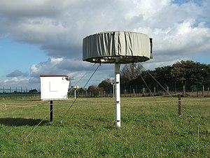 "European Geostationary Navigation Overlay Service - EGNOS RIMS ""BRN"" (Berlin) close to Berlin"