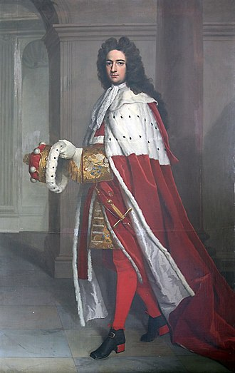 John Ashburnham, 1st Earl of Ashburnham - John Ashburnham, 3rd Baron and 1st Earl of Ashburnham