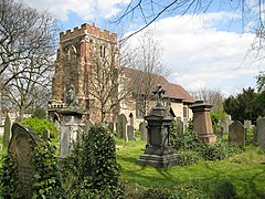 East Ham - Church of St Mary Magdalene - geograph.org.uk - 761069.jpg