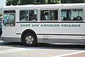 East Los Angeles College bus, Anime Expo 20100703.jpg