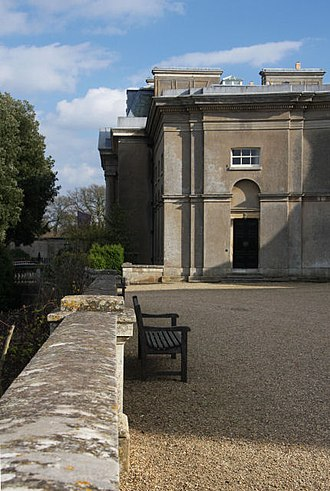 John Hervey, 7th Marquess of Bristol - The East Wing of Ickworth House, where the Marquess lived for most of his life