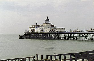 Eastbourne Pier - Image: Eastbourne Pier 96