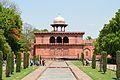 Eastern Naubat Khana - Western Facade - Taj Mahal Complex - Agra 2014-05-14 3785.JPG