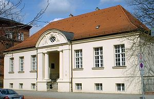 Eberswalde - Old Forestry Academy