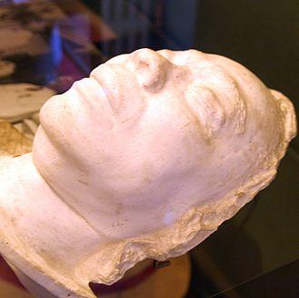 Félix Éboué - Death Mask of Félix Éboué at the Musée de l'Ordre de la Libération