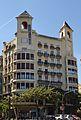 Edifici Llorente, Joaquín Rieta Síster, plaça d'Amèrica de València.JPG