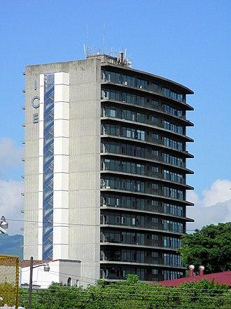 Instituto Costarricense de Electricidad - ICE Building in Sabana Norte, San José