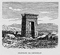 "Egipto, 1882 ""Propileo de Denderah"" (21648401206).jpg"
