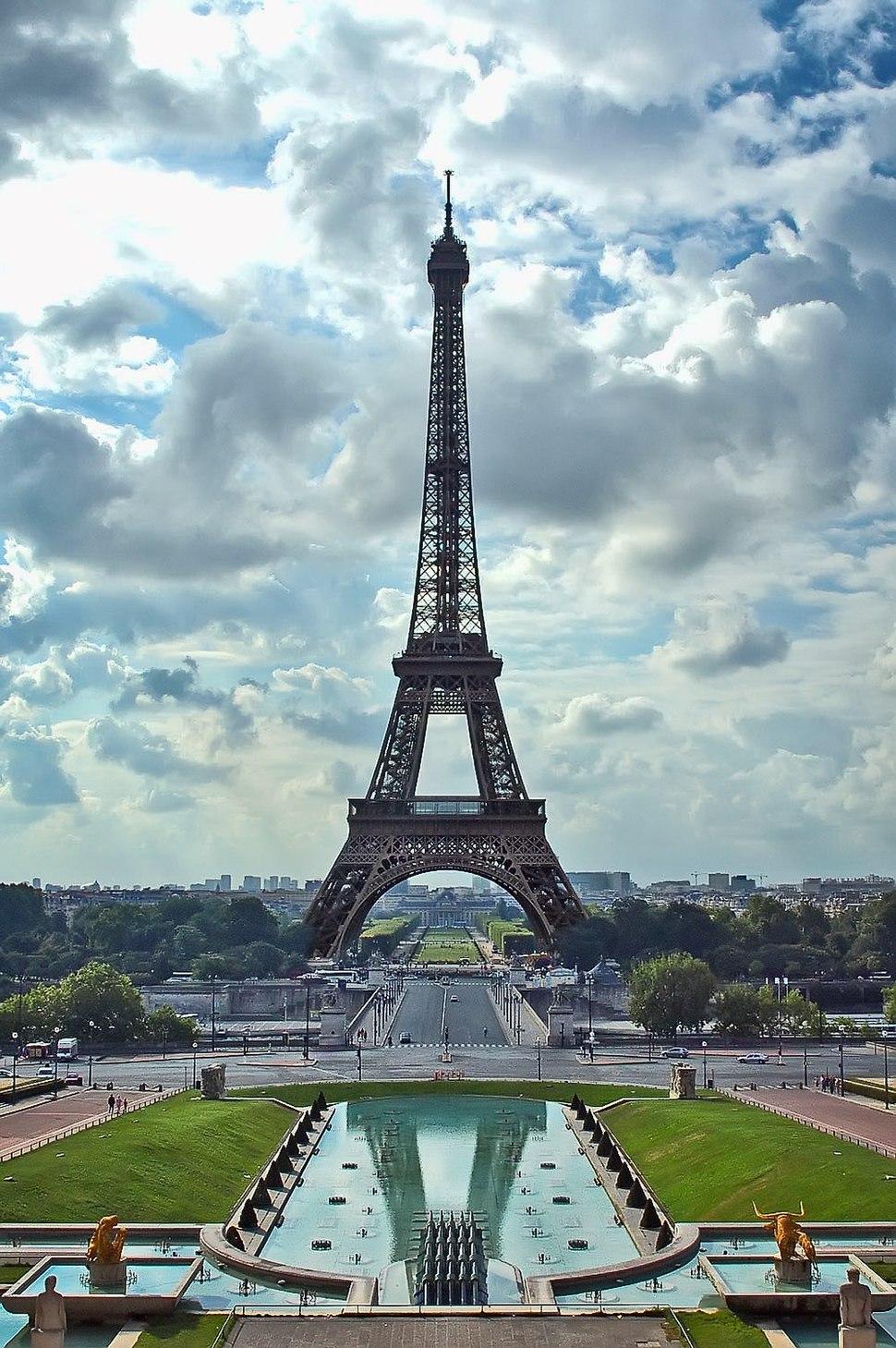 Eiffel trocadero i