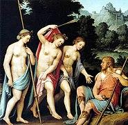 El juicio de Paris-El jui de Paris-Joan de Joanes