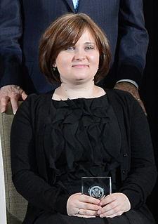 Elena Milashina Russian journalist (born 1978)