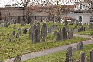 Eliot Burying Ground - Image: Eliot Burying Ground 1