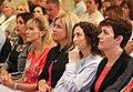 Elisha McCallion MP, Martina Anderson MEP, Senator Rose Conway Walsh, Lynn Boylan MEP & Cllr Pauline Tully (43733120304).jpg