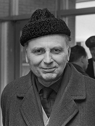 Praška filmska škola - Image: Elmar Klos (1966)