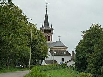 Elsloo, Limburg - Image: Elsloo Sint Augustinuskerk (1)