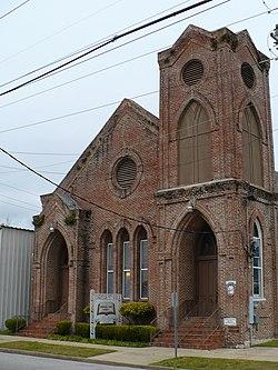 st john ame church birmingham al