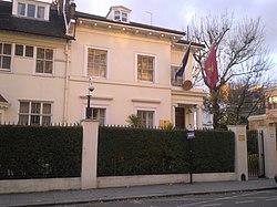 Đại sứ quán Việt Nam tại Luân Đôn