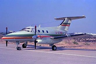 Embraer EMB 121 Xingu - A Private Xingu