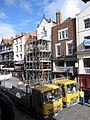 Emergency repair work on Bridge Street Row ^1 - geograph.org.uk - 1722231.jpg