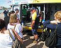 Emergency rescue simulator - Festival of the Winds 2010.jpg