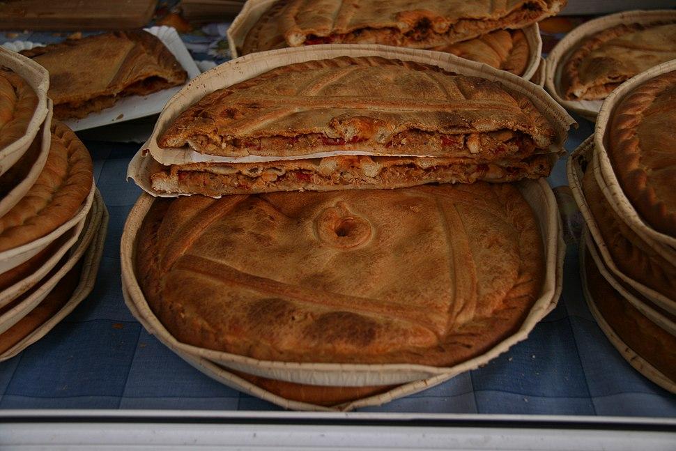 Empanada gallega-Chorizo