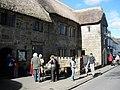 Endicott House, High Street, Chagford - geograph.org.uk - 1248143.jpg