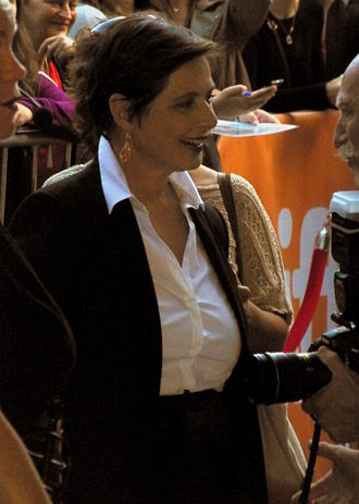 Isabella Rossellini - Rossellini at the 2013 Toronto International Film Festival