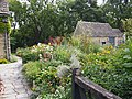English Limestone Cottage with Garden in full bloom (9708799153).jpg
